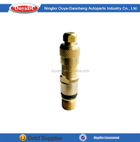 Vacuum Tyre Tire Valve Tire Accessories Tire Valves , Tyre Valve For Car