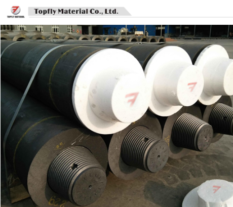 China1000mm rp graphite electrode for welding cast steel companies