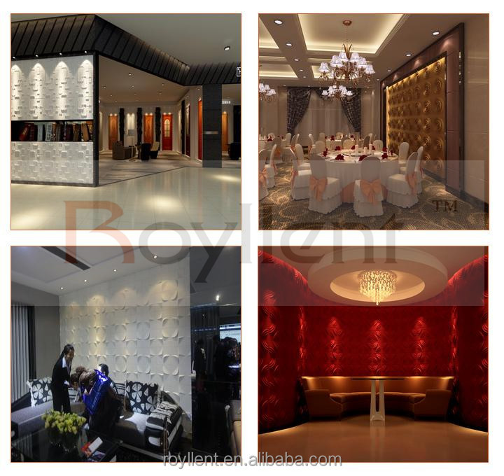 wallpaper 3d bamboo panel 3d led panel