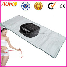 Au-7004 home use Infrared body shaper & Lymph detox slimming blanket for soften scars