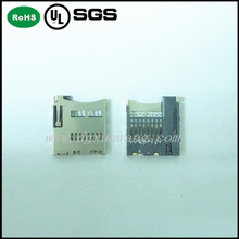 Micro SD Card Reader Sim card Holder/ Connector for Card reader