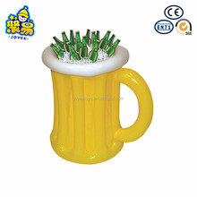 Inflatable pvc ice buckets for beer,inflatable cooler for party inflatable cola cooler