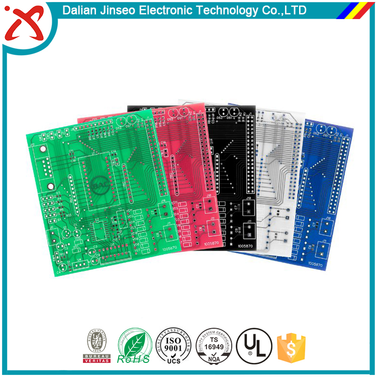 Custom fabrication conformal coating insulating material pcb