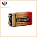 Chongqing golden partner explain the definition of battery 9v 6f22