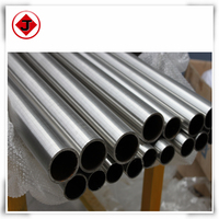 Seamless Stainless Steel Tube price per ton/ AISI/SUS 304 302 Polished Stainless pipe