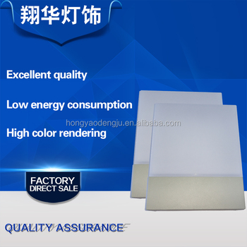 Manufacturers selling mass production induction lamp light A square indoor induction lamp light