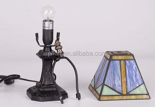 Wholesale Living Room Bedroom Lamps Bedside Wall Lamps Lighting European Style Warm Table Lamps