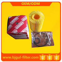 Auto Spare Parts for Toyota Auris Corolla Oil Filter OE 04152-31080