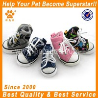 JML Pet Supply Canvas Pet Boots for Outdoor Shoes for Dogs