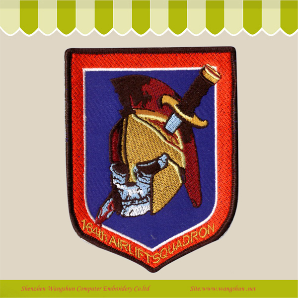 Custom College Logo Embroidery Design Crests  Buy College