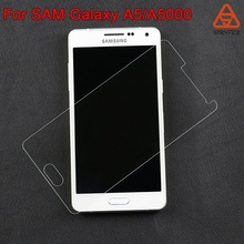 clear color washable glass screen protector for Samsung Galaxy A5