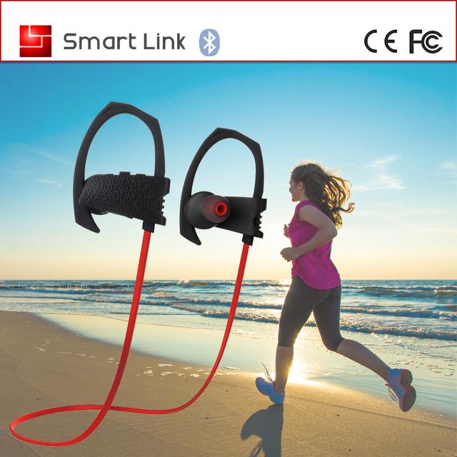 leather looking dynamic stereo headphones wireless earphones bluetooth