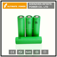 Authentic sony 3.7v 2100mah 18650 vtc4 30a high drain rechargeable lithium ion cell se us18650vt