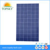 Good price 255W 260W poly solar panel high efficiency PV module