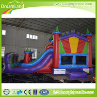 2016 kids fun bounce house commercial inflatable princess bouncy jumping castle for sale