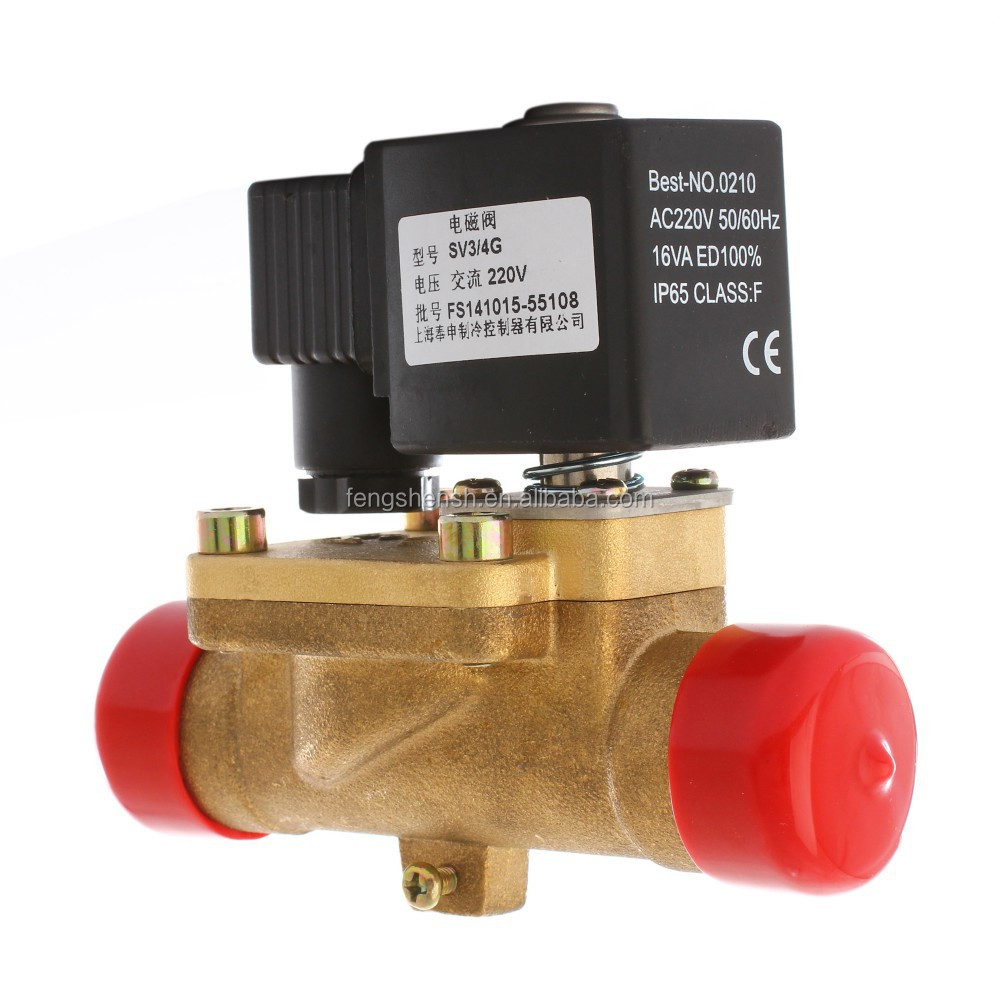 solenoid valve for water price High Temperature