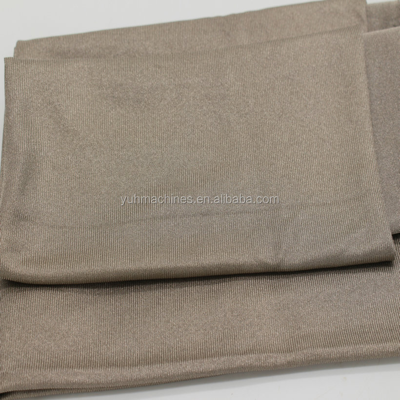 Chinese supplier EMI Anti-radiation Fabric Antibacterial Fabric for Clothing fabric KSILVER1#