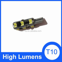 Canbus Error Free Car Interior T10 Led Light Lamp Bulb 194 w5w 5050 2835, T10 canbus interior