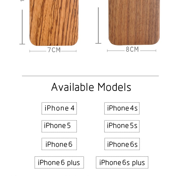 Custom Wooden For Iphone 6 Case, For Iphone6 Case New, For Iphone 6 Cover