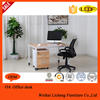 High Quality Office Furniture Table Designs With Steel Legs