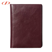 Latest RFID wave blocking Secure Passport Wallet rfid passport holder passport bag case