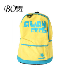 design for 2014 fashion trend backpack day hiking backpack cute printed backpack