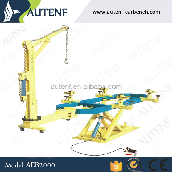 used auto frame machine