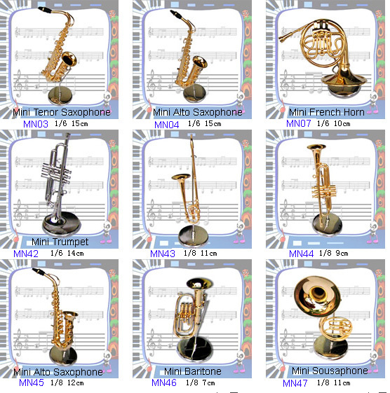 All Wind Instruments