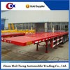 3 Axles Factory Price Transport Used