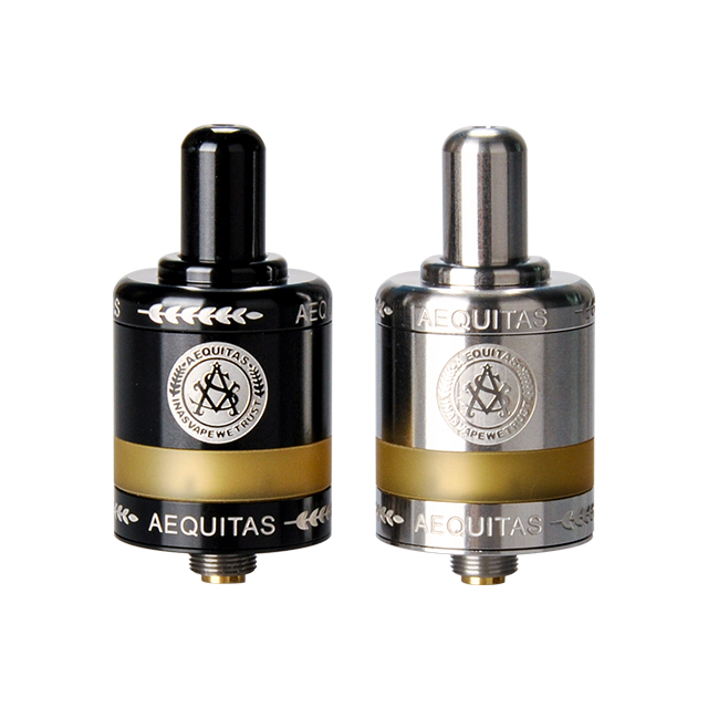 Hotest Zeta Mtl Rta Single Coil Vape Atomizer Electronic Cigarette