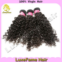 Grade 5A hot sale mongolian kinky curly braiding hair