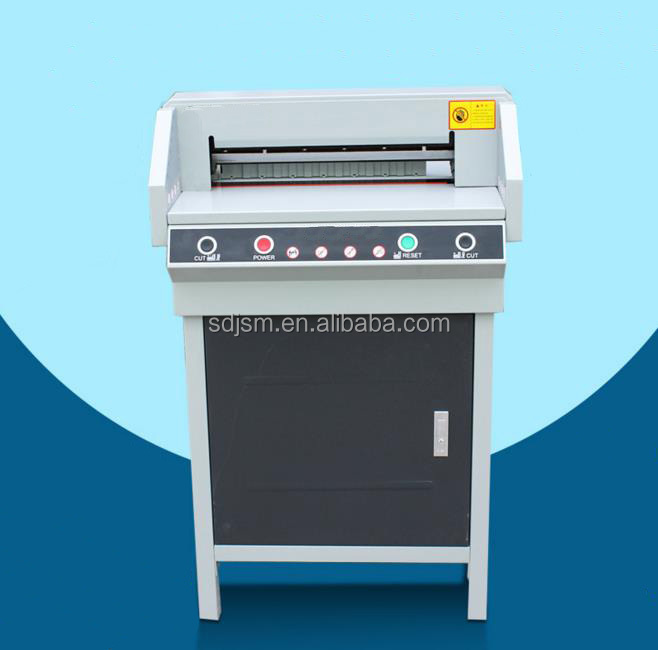 Electrical Used Paper Cutter For Sale Custom Shape 450 Paper Cutter