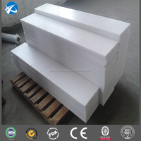 High quality UHMWPE / HDPE / PE engineering plastic sheet / board / part