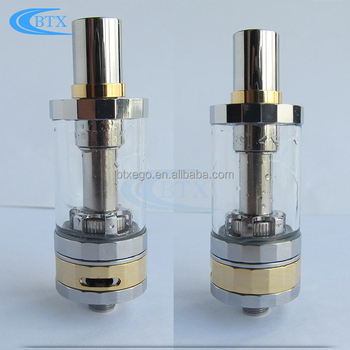 China Suppliers Newest Electronic cigarette Vaporizer Vape 0.5ohm coil Tank Atomizer