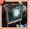 0.76mm PVB Bullet Proof Glass Laminated m2 price