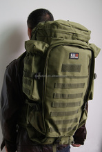 600D Durable Multifunctional Hunter Backpack Tactical Airsoft Equipment Backpack for Army Fans