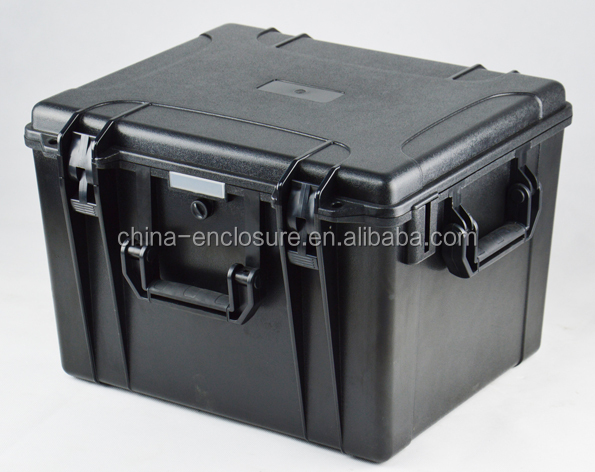 China manufacturer Wholesale Waterproof Hard Plastic Case with foam