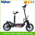 OEM acceptable 1600W 2 wheel self balancing evo waterproof electric scooter with CE for adults