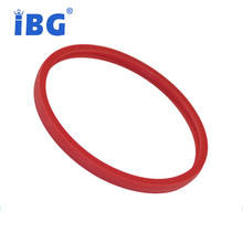 Red rubber O Rings silicone food grade for bottle stopper