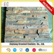 new product cultured stone veneer slate tiles exterior wall