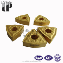 High wear resistant various high quality carbide turning cnc insert types online shopping
