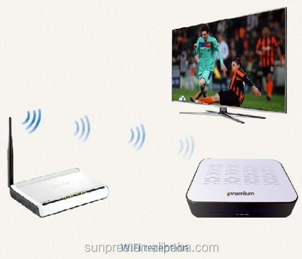 Japandes French IPTV with Quad Core 4GB(8GB) ROM Optional WIFI IPTV/OTT Live Android IPTV