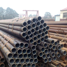 PSL1/PSL2 ASTM A53/A106 hot rolled seamless carbon steel pipe For Building Material