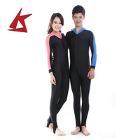 Diving suit sun protection clothing jellyfish swimsuit in stock