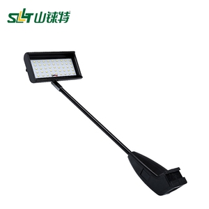 CE ETL Listed SLT Long Arm LED Pop Up Light for Trade Show Booth 21W 1800LM SL-052-N50L