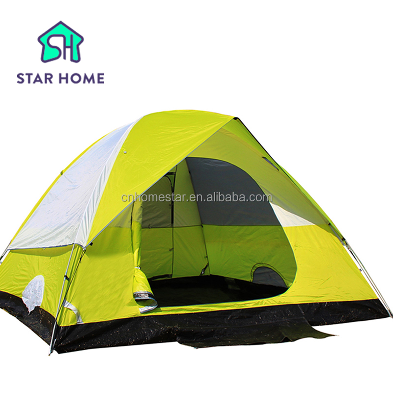 STAR HOME Waterproof Fiberglass High quality outdoor traveling lightweight tent