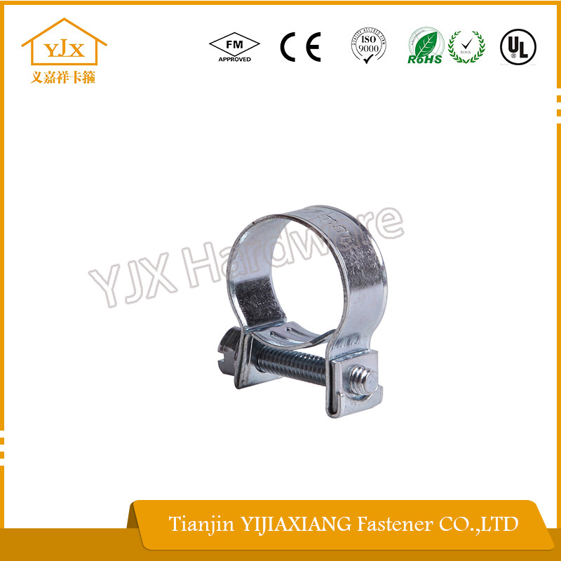 mini hose clamp price very low W1/W4 all stainless steel 300