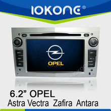 In Dash 2din Car multimedia Navi system for OPEL ASTRA/ VECTRA/CORSA/ANTARA
