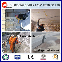 for concrete repair used epoxy resin hardener