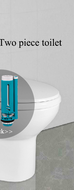 Most durable flush valve toilet